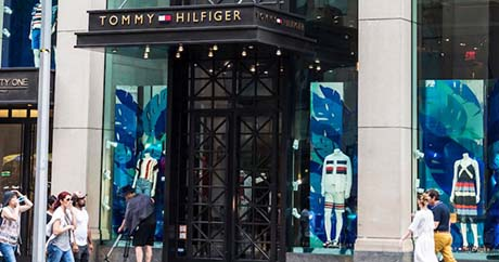 c2dd502c50d Tommy Hilfiger s flagship store on Fifth Ave. in Manhattan will close to  enable the company to direct resources and capital toward experimentation  with new ...