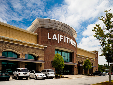 Cole Credit Property Trust Sells 62 719 Square Foot La Fitness Anchored Retail Center In Metro Atlanta Shopping Center Business