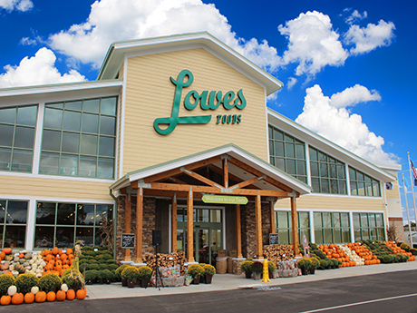 Grocery-anchored - Shopping Center Business