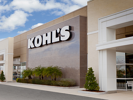 Kohl's is concerned about impact of tariffs.