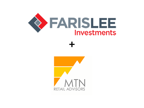 Faris Lee and MTN Retail Advisors logos